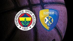Fenerbahçe Beko Khimki maçı ne zaman saat kaçta ve hangi kanalda