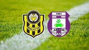 Yeni Malatyaspor Artvin Hopaspor maçı saat kaçta ve hangi kanalda