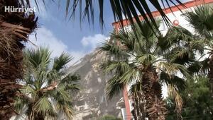 İzmir depreminde binaları yan yatan apartman sakinlerinin konuşmaları ortaya çıktı