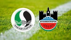 Sakaryaspor Diyarbekirspor maçı saat kaçta ve hangi kanalda