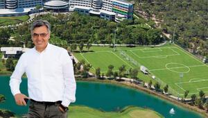 Milli maç arasında adres Antalya Mini devre arası kampı...