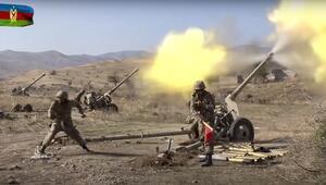 Azerbaycan ordusu Ermenistan karşısında ilerleyişine devam ediyor