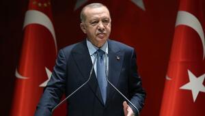 Son dakika haberler... Cumhurbaşkanı Erdoğan: İzmirde 1 milyon 400 bin metrekare tahsis edildi