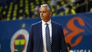 Igor Kokoskov: Evimizdeyiz ve play-off yolunda daha güçlü hale gelmek için...
