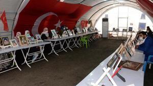 HDP önündeki eylemde 430uncu gün; 90 yaşında evlat nöbetine katıldı