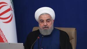 İran Cumhurbaşkanı Ruhani: İran Trump döneminde tarihinde hiç görmediği kadar zor günler geçirdi