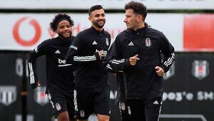 Son Dakika | Beşiktaş, Gaziantep FK maçına hazır