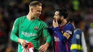 Barcelonada kazan kaynamaya devam ediyor Maaş kesintisi müzakereleri...