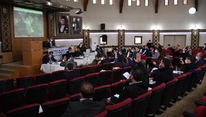 İnegöl Belediyesinin Meclis Toplantısı yapıldı