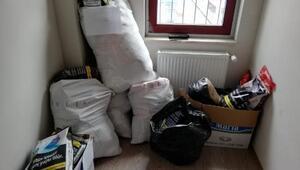 Kocaelide 171 kilogram kaçak tütün ele geçirildi