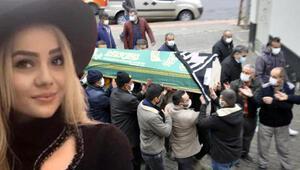 Vahşice öldürülen Fatma Mavi son yolculuğuna uğurlandı