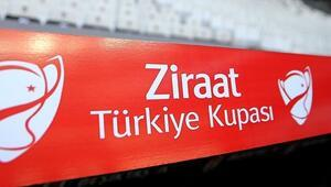 Ziraat Türkiye Kupası 3. tur toplu sonuçlar 15 takım üst tura yükseldi...