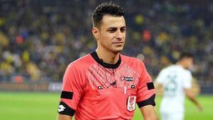 Son Dakika Haberi | Fenerbahçe-Konyaspor maçının yeni hakemi Ali Şansalan oldu