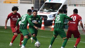 Akhisarspor 0-0 Etimesgut Belediyespor