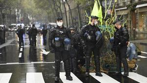 Fransada Türklere destek veren grup gözaltına alındı