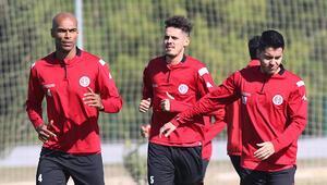 Antalyasporda Kasımpaşa maçı hazırlıkları