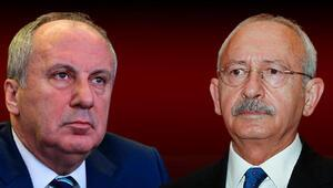 Muharrem İnceden Kemal Kılıçdaroğluna: Sıkıştığı zaman ortaya bir yalan atıyor