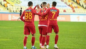 Yeni Malatyaspor 2-0 Artvin Hopaspor