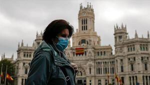 İspanyada Kovid-19dan son 24 saatte 368 kişi hayatını kaybetti