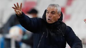 Son Dakika Haberi | Sivassporda Rıza Çalımbaydan maç sonu itiraf