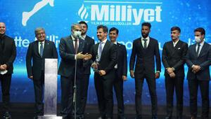 Türk sporunun övünç gecesi
