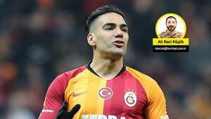 Son Dakika Haberi | Galatasarayda planı Radamel Falcao netleştirecek