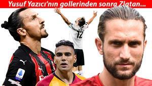 Son Dakika Haberi   Lillede Yusuf Yazıcı inanılmazı başardı Gollerden sonra Zlatan...