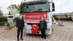 Silivri'den İzmir'e: Kardeşlerimizin yanındayız