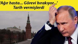 Son dakika haber: Rusyadan şoke eden haber geldi, Kremlinden jet yanıt... Putin hasta mı