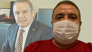 Koronavirüs tedavisi gören Başkan Böcekin genel seyri iyiye gidiyor