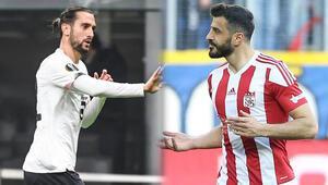 Yusuf Yazıcı ve Caner Osmanpaşa, UEFA Avrupa Liginde haftanın takımına seçildi
