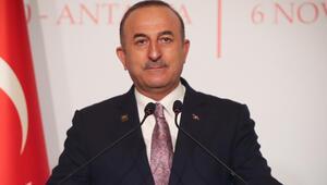 Son dakika haberler: Dışişleri Bakanı Çavuşoğlu'ndan ABD seçimi açıklaması