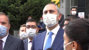 Son dakika haberler: Adalet Bakanı Gül: Acımıza yönelik suç teşkil eden ifadeler asla kabul edilemez