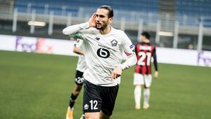 Son Dakika Haberi | UEFA Avrupa Liginde haftanın oyuncusu Yusuf Yazıcı