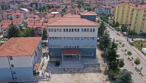 Ispartada okullar depreme dayanıklı hale getiriliyor