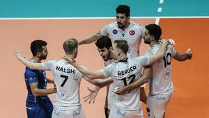 Halkbank, CEV Challenge Kupasında son 16 takım arasına kaldı