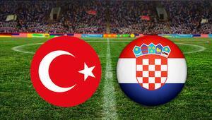Türkiye-Hırvatistan milli maçı ne zaman saat kaçta ve hangi kanalda A Milli Futbol Takımın aday kadrosu belli oldu