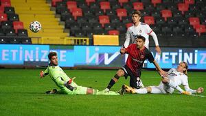 Gaziantep FK 3-1 Beşiktaş / Maçın Özeti ve Golleri