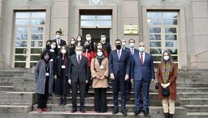 AÜ Hukuk Fakültesi 95. yılını kutladı