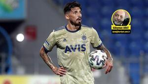 Son Dakika Haberi | Jose Sosa yok, Fenerbahçe çift forvet