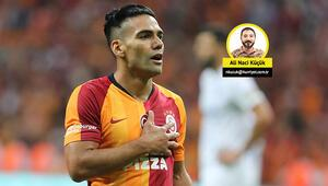 Son Dakika Haberi | Galatasarayda Radamel Falcao'dan ocakta ayrılık sözü