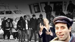 Son dakika haberi: Yunanistanda FETÖ komedisi... Sahte kimlikte ünlü Yunan oyuncuyu kullanmışlar