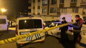 Ankarada korkunç cinayetler Eşi ve iki çocuğunu öldürdü...