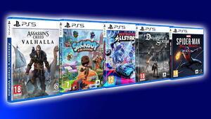 PlayStation 5te oyunlar ne kadar sürede yükleniyor