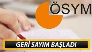 KPSS ortaöğretim sınav yerleri açıklandı mı Gözler ÖSYM duyurular sayfasında