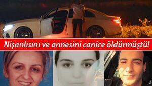 Son dakika haberler: Konyada öldürdüğü nişanlısı ve annesini takip ettirmek için parayla adam tutmuş