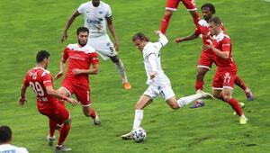 Kasımpaşa 2-2 Antalyaspor / Maçın özeti ve golleri