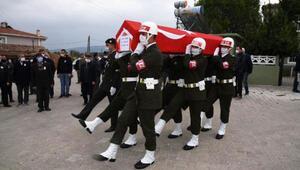 Kıbrıs Gazisi, Edirnede son yolculuğuna uğurlandı