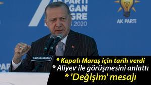Son dakika haberler... Cumhurbaşkanı Erdoğan Aliyev ile görüşmesini anlattı: Zafere inşallah yaklaşıyoruz