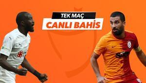 Falcaoyu İstanbulda bırakan Galatasaray, Sivasspor karşısında Galibiyetlerine iddaada...